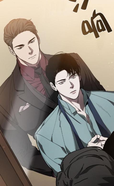 韩漫《交换》霸道总裁和替身小律师的故事